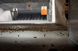 Indoor Firing Range Lead Cleaning and the Health Risks of Lead Poisoning