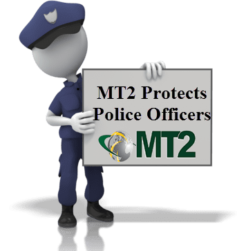 MT2 Protects Police Officers from the dangers of lead