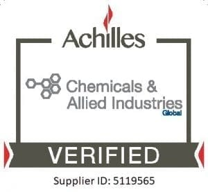 Achilles Chemicals and Allied Industries Global Verified Stamp 300x277 - Metals Treatment Technologies (MT2) Achieves Accreditation for Industry Compliance