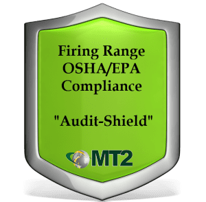 Audit-Shield Shooting and Firing Range Cleanup by MT2