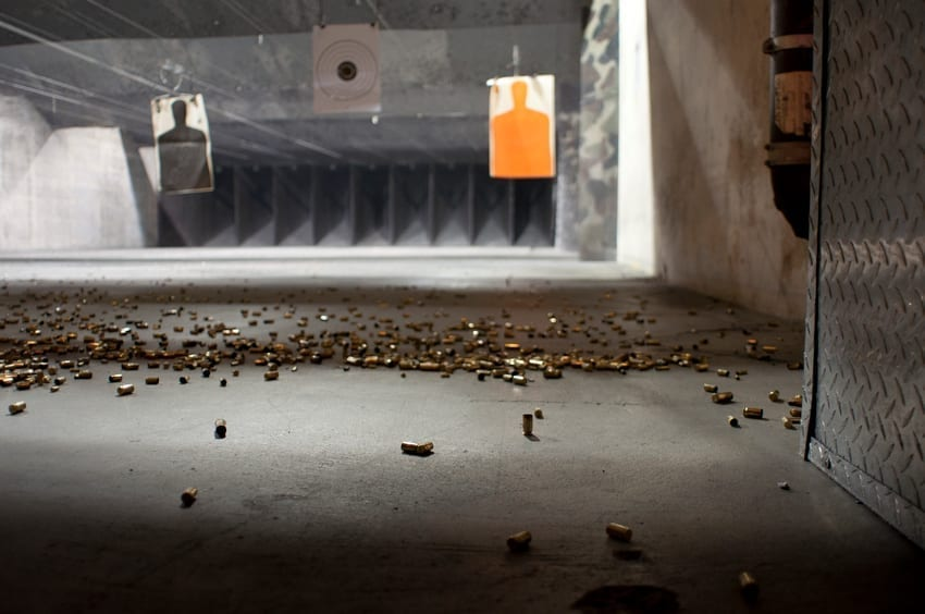 Awesome Home Indoor Shooting Range Design Pictures - Interior ...