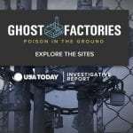 Ghost Factories: Poison in the Ground, a USA TODAY investigation into lead contamination