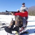 Pineland Farms in New Gloucester hosts second annual biathlon camp for veterans