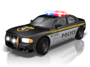 police lights 400 clr 5494
