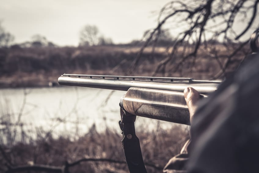 Lead Reclamation from Firing Ranges in Wetlands and Watersheds