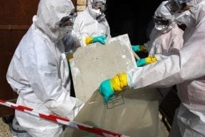 Disposal of Lead Contaminated Hazardous Waste