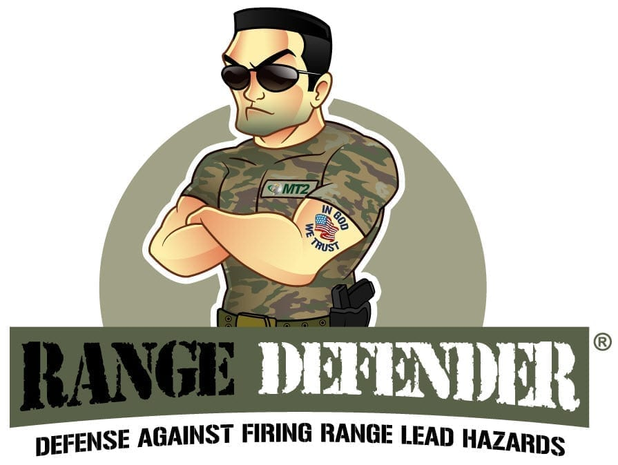 RangeDefender Halfbody2 - Should You Allow Shooters to Scrounge for Lead on Your Gun Range?