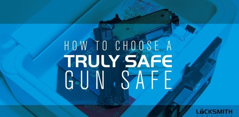 Being Safe on the Firing Range is Important, But Don't Forget to Choose a Good Gun Safe to Protect Your Family at Home