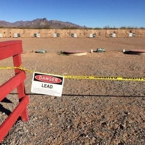 When is the Right Time to Reclaim Lead from an Outdoor Firing Range and Variations in Lead Reclamation and Maintenance Between Rifle, Pistol and Shotgun Ranges?