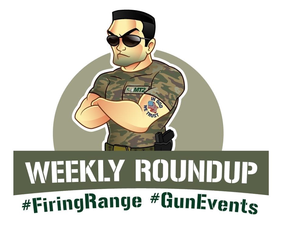 Firing Range Gun Events Weekly Roundup May 30, 2019
