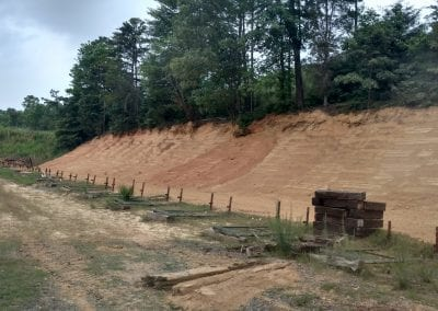 CRPC Completed Berm