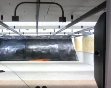 Indoor Firing Range Projects Completed