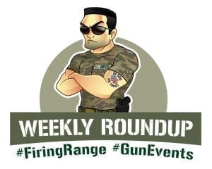 Firing Range Gun Events Weekly Roundup December 26, 2019