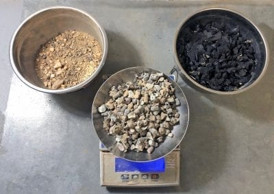Lead shot reclamation | Disposal of Lead Contaminated Hazardous Waste