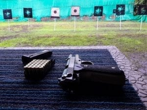 Gun Range Cleaning Services