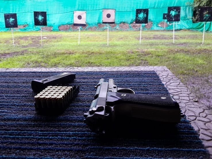 6 Gun Range Safety Tips