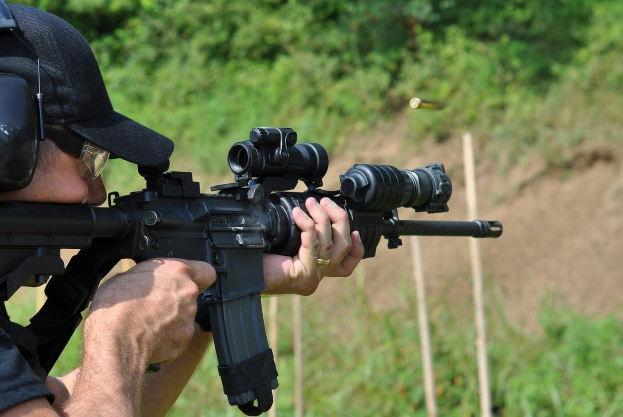 3 Tips to Improve Your Shooting Skills At The Gun Range