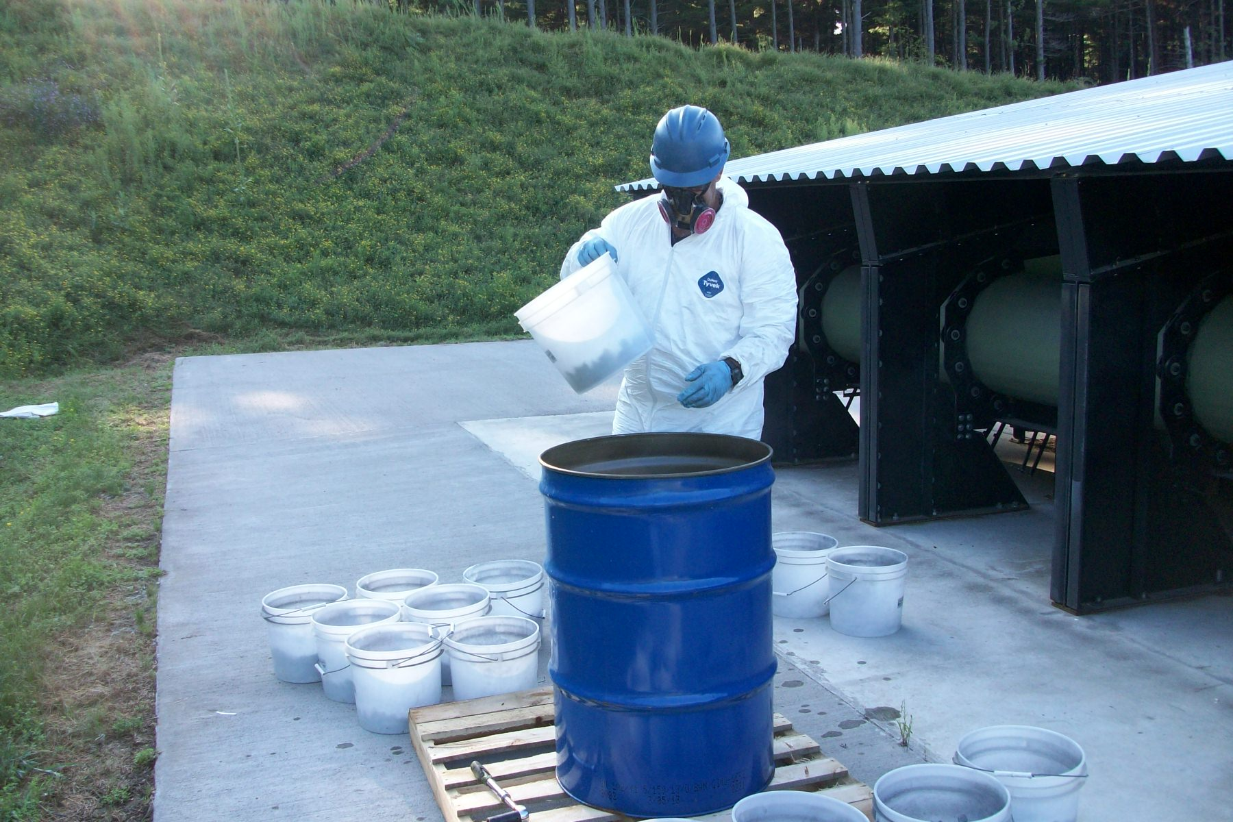 Public works director in North Carolina Indicted for Illegally Transporting Hazardous Waste From the City's Shooting Range