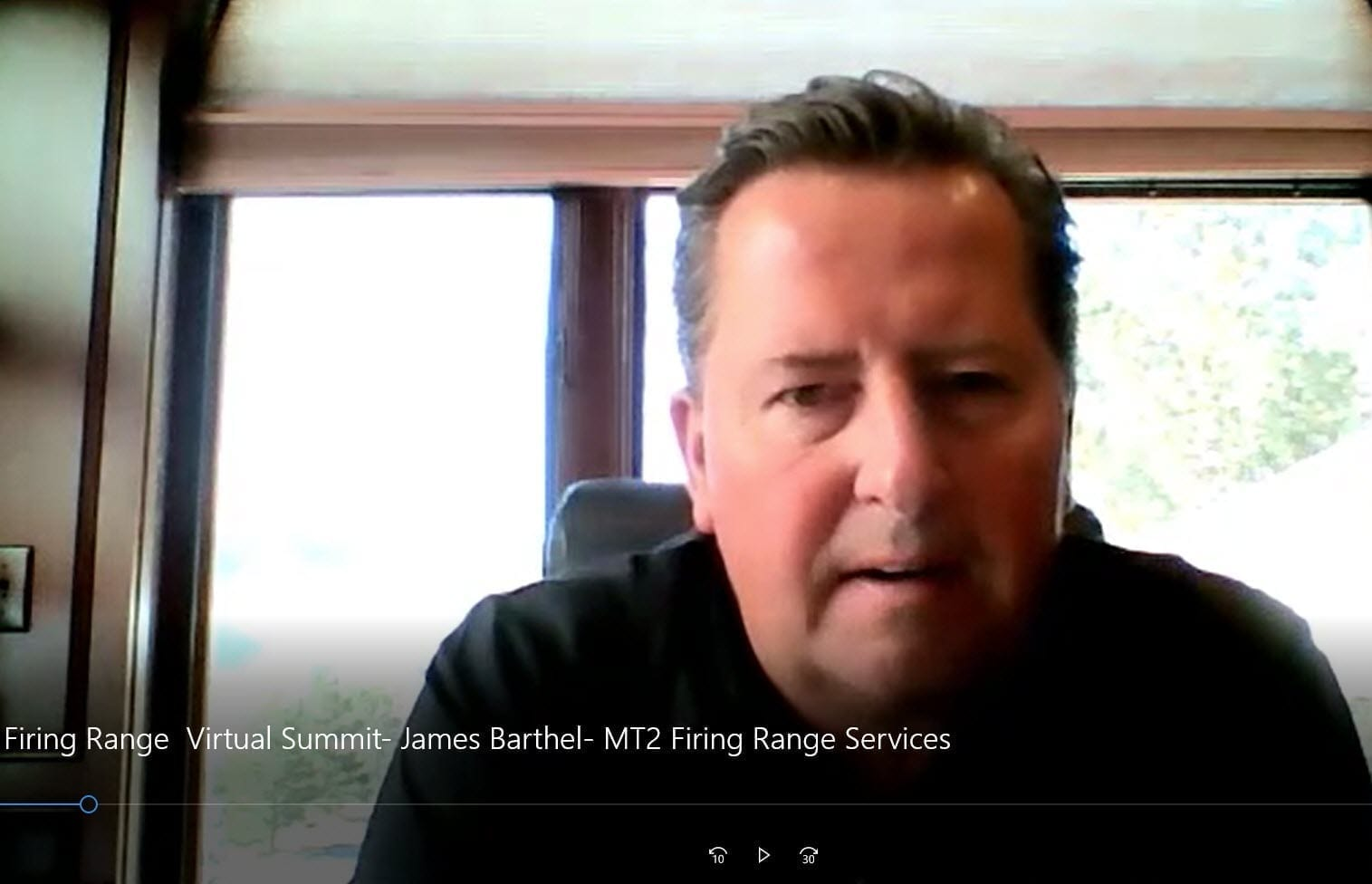 Interview With MT2 Firing Range Services CEO, James Barthel About Firing Range Construction and Design-Build Services