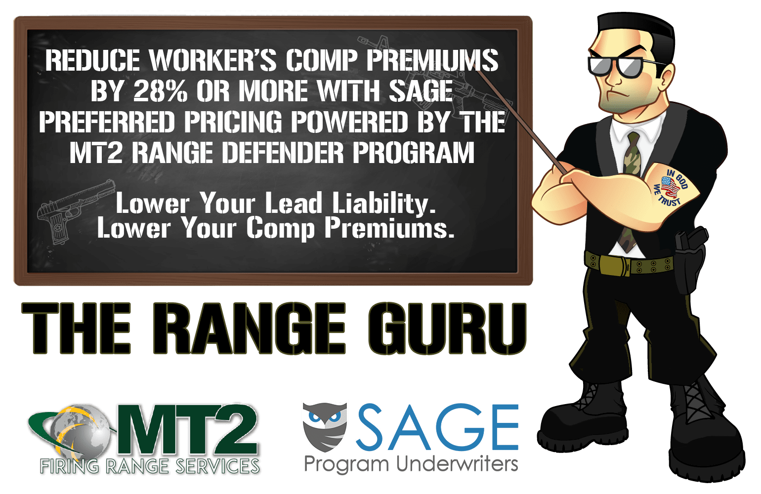 Workers' Compensation Service for Shooting Ranges