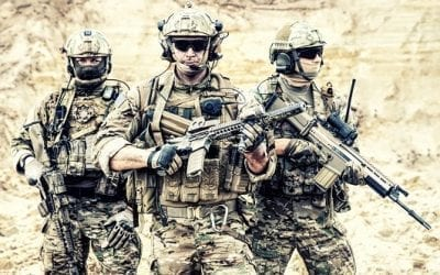 New study finds Army special operations troops have lower blood lead levels after firing range fixes were instituted